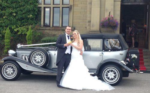 Wedding Car Hire Huddersfield