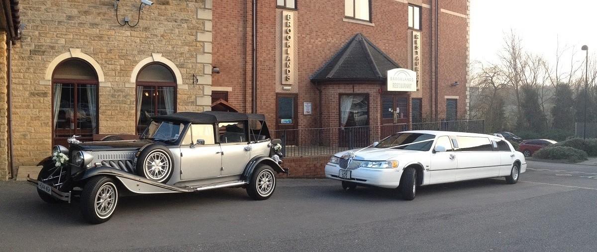 Beauford & Limousine Wedding Cars