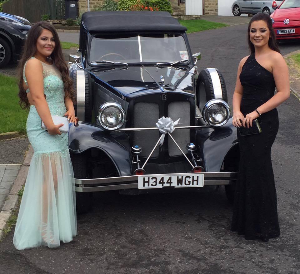 Barnsley Prom Car Hire