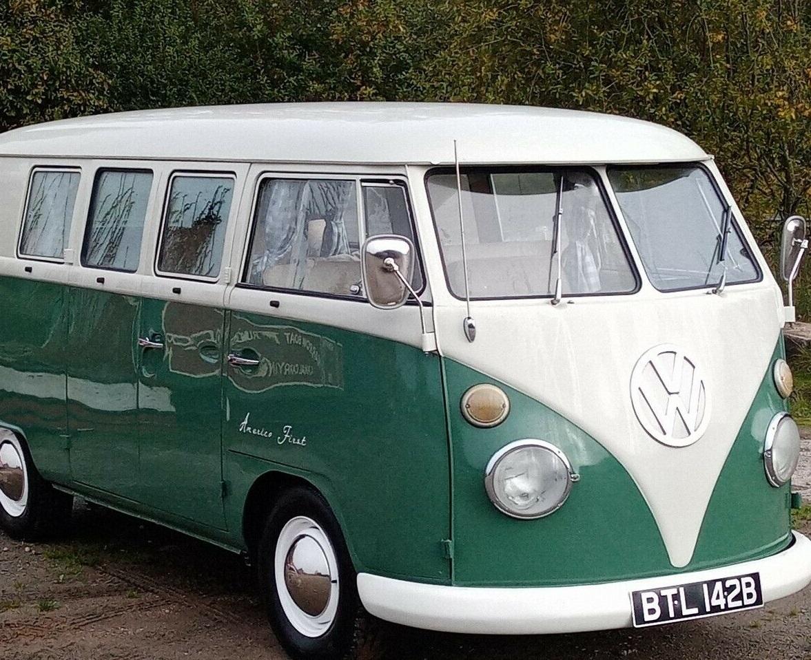 VW Wedding Camper West Yorkshire